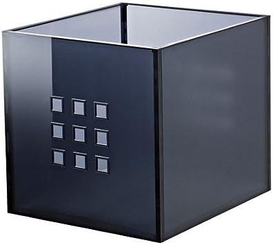 IKEA LEKMAN - Box, gris oscuro - 33x37x33 cm: Amazon.es: Bricolaje y herramientas