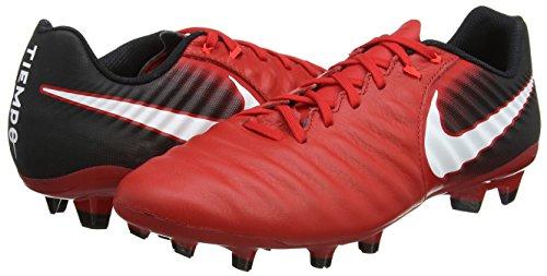 Ligera Calcio Multicolore Fg university Tiempo Scarpe Iv Redwhiteblack Nike Uomo Da pH5SqYY