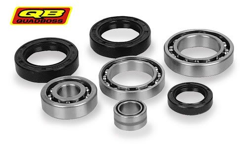 (2007-2010 Polaris Sportsman 500 HO ATV Front Differential Bearing and Seal Kit)