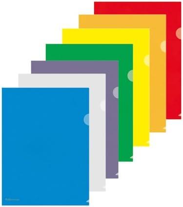 Plus Office 180867 - Pack de 12 dossiers en 6 colores surtidos ...
