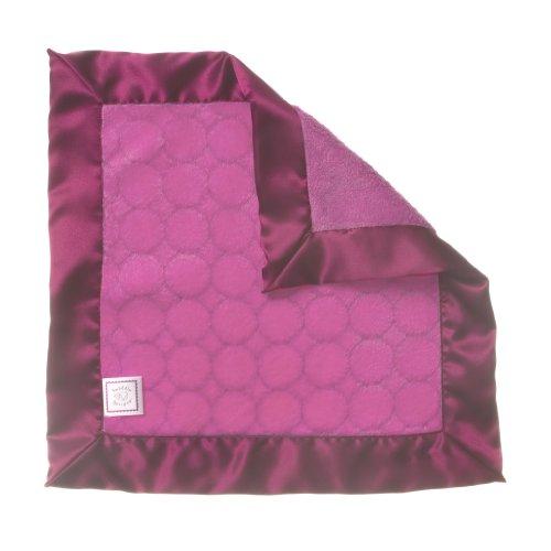 SwaddleDesigns Lovie Security Blanket Circles