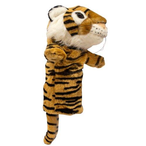 Winning Edge Designs Tiger Rip Head Cover, Outdoor Stuffs