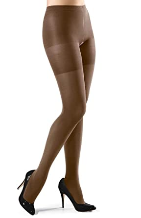 2a55f7e28d0fa Assets by Sara Blakely Solid Terrific Tights (158B) at Amazon Women's  Clothing store: