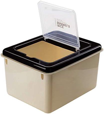 家庭用稲バケツ防湿シール穀物容器の米/小麦の貯蔵ボックス10KG