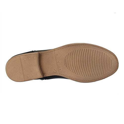 Fitters Cuero sint Botas Footwear de 7r7Xq