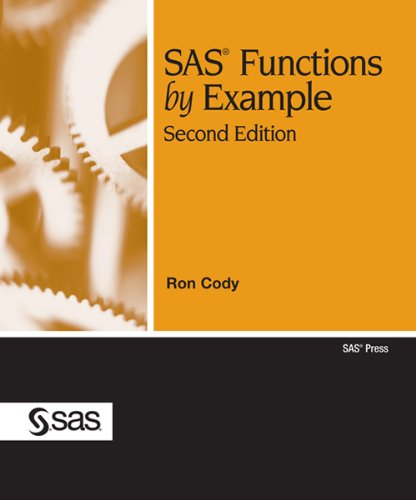 Download SAS Functions by Example, Second Edition Pdf