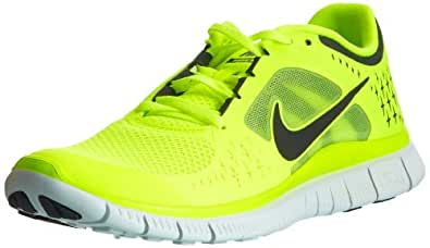 Amazon.com | Nike Free Run+ 3 Mens Running Shoes (VLT
