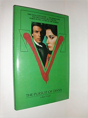 The Pursuit of Diana (V, Book 3)