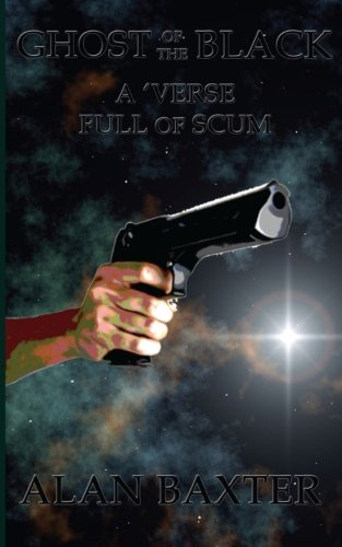 book cover of Ghost of the Black: A verse Full of Scum