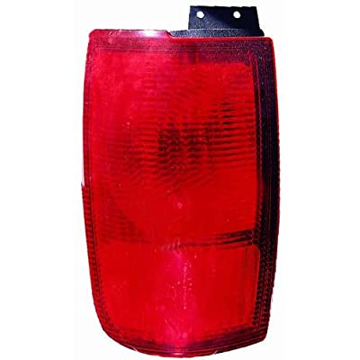 DEPO 331-1970L-US Replacement Driver Side Tail Light Assembly (This product is an aftermarket product. It is not created or sold by the OE car company): Automotive