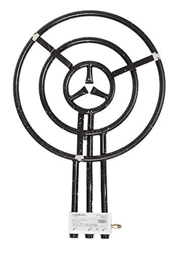 (Mabel Home Paella Pan Propane Gas Burner 60 cm / 23.65 inc)