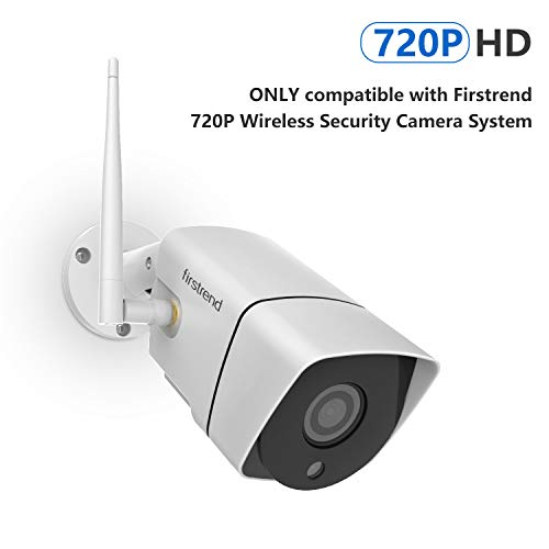 Firstrend 720P IP Security Camera Designed for Firstrend 720P Security Camera System Wireless Only