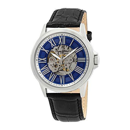 d7d92c992b15 Lucien Piccard Calypso Automatic Blue Dial Men s Watch 12683A-03