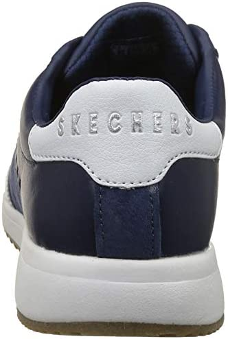 Cerco Matón Infidelidad  Amazon.com   Skechers Men's Zinger Scobie Navy (11)   Fashion Sneakers