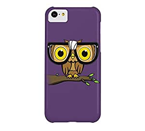Little Wise One iPhone 5c Purple Barely There Phone Case - Design By Humans wangjiang maoyi