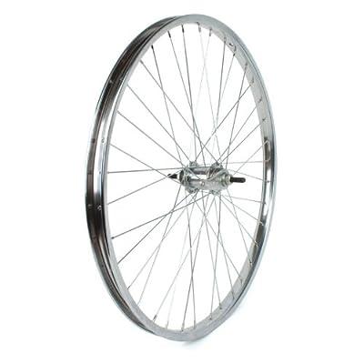 Sta-Tru Steel Coaster Brake Hub Rear Wheel (26X1.75-Inch)