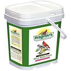 Wagner 22 lb. Four Season Wild Bird Food Bucket