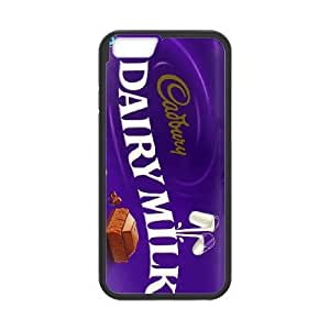 iPhone6 Plus 5.5 inch phone cases Black Dairy Milk Phone cover PQS5168278