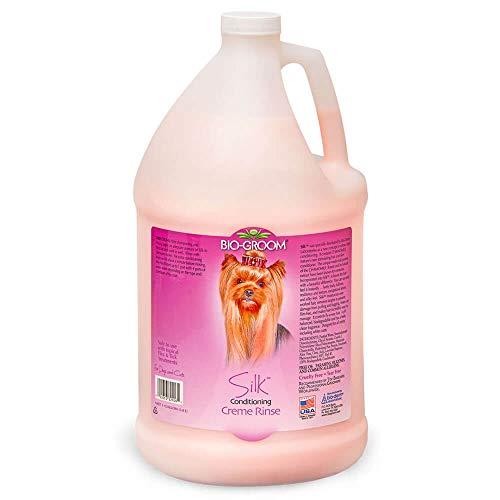 Silk Biogroom (Bio-Groom Pet Silk Moisturising Creme Rinse, 1-Gallon)