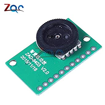 DC 2-5.5V 23W Dual Channel Amplifier Module Digital Volume Control Background Sound Board