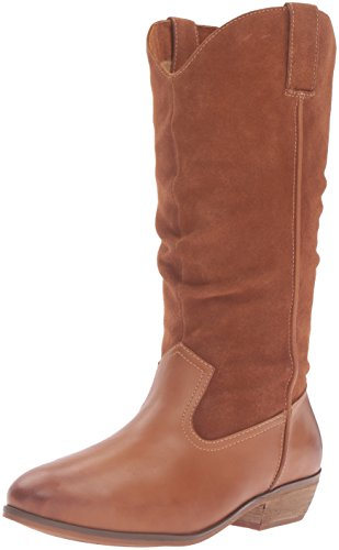 Rock Boot Creek Women's SoftWalk Cognac wnXvqxApWP
