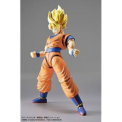 Bandai Hobby Figure-Rise Standard Super Saiyan Son Goku