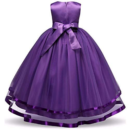 41xTPY0c1YL. SS500  - Alisha Moda Girl's Satin Gown Dress