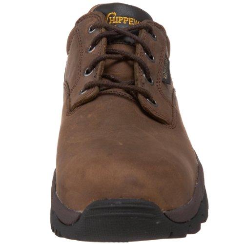 Oxford Chippewa Waterproof Toe Composite Men's IQ Bay Apache 4q4XS