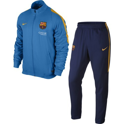 Rev blu Sdln Tuta Wup Fcb e Wvn scuro blu uomo per Nike xww8RqECA