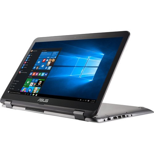 518UA 15.6-inch Full HD Touchscreen 2 in 1 laptop, Intel Core i5-7200U Processor, 2.5GHz (up to 3.1GHz), 1TB Hard drive, 8GB DDR4, Windows 10 ()