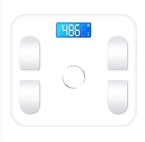 Balanza de pesaje corporal inteligente báscula de pesaje ...