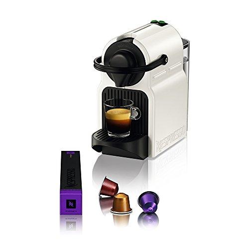 Nespresso Inissia C40-BR3-WH-NE, Máquina de Café, 220V, Branco