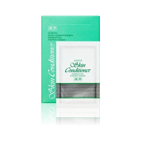 Albion Skin Conditioner Essential Paper Mask 11ml × 8pc (Paper Mask Japan compare prices)