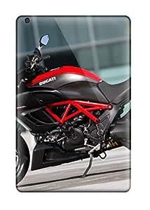 High Impact Dirt/shock Proof Case Cover For Ipad Mini/mini 2 (ducati Motorcycle )