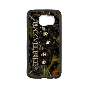 Custom High Quality JiakuoZhan Phone case BVB - Black Veil Brides Music Band Protective Case For Samsung Galaxy S6 - Case-1