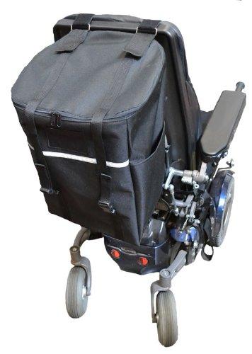 Monster Scooter Seatback Bag B1113