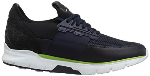 Walking Air by Sano Men's Polo Air Elvio Navy Stretch Mephisto Shoe BCAgnqPw