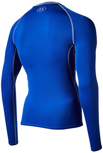 Under Armour Men's HeatGear Armour Long Sleeve Compression Shirt
