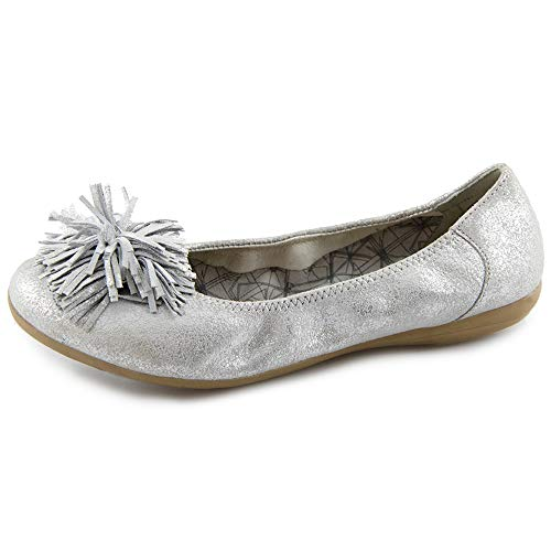 Blanc Marc 00743 White caruso Femme Janine Shoes Ballerines AqqzaI