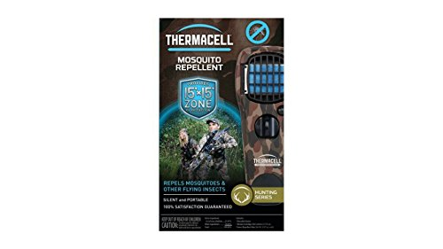 Thermacell Portable Mosquito Repellers Camo Set of 3 by Thermacell