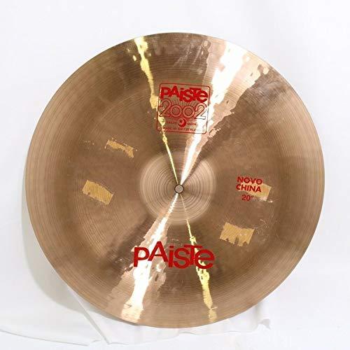 注目の PAISTE/ シンバル 2002 NOVO CHINA CHINA 20インチ 20インチ パイステ チャイナ シンバル B07JNMJJWC, カーテン カーテンレール 窓際貴族:902486c6 --- sabinosports.com