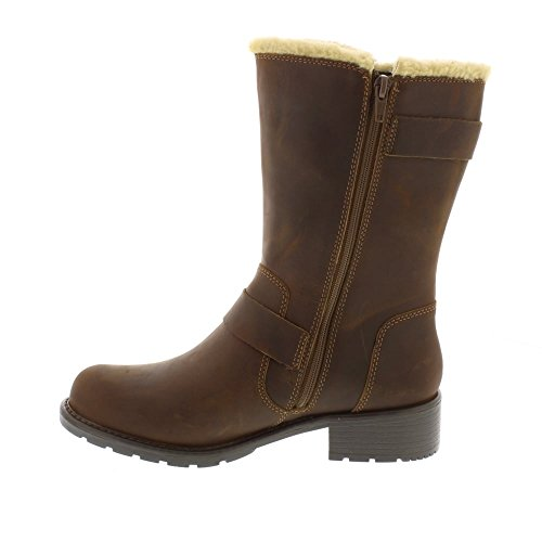 EU Orinoco Ladies Size Size Art Casual Boots 5 5W 8 Leather Ankle Beeswax 39 Size US 6E UK Clarks wPd1qInq