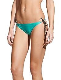 Swimwear Women's Vix Solids Tie Side Brazilian Bikini Bottom