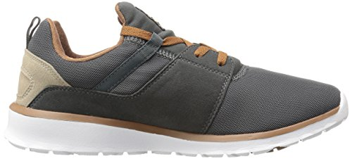 Charcoal Casual Men's Grey Shoe DC Skate Heathrow U0X1wn0qB