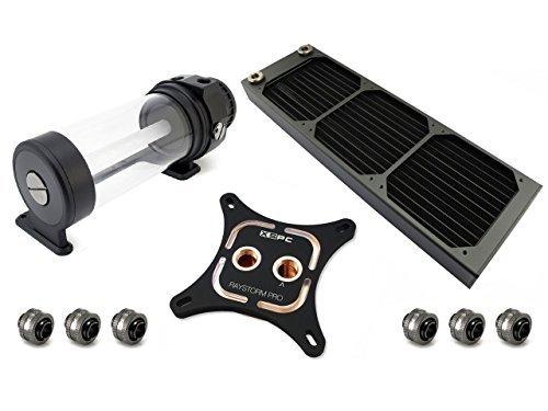 XSPC RayStorm Pro X4 Photon AX360 WaterCooling Kit (Intel)