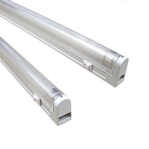 Fluorescent Light Covers Amazon: Saunter T4-6 Watt 4100k 9-3/8″ Fluorescent Fixture Set (2