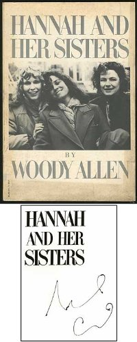 book cover of Hannah and Her Sisters