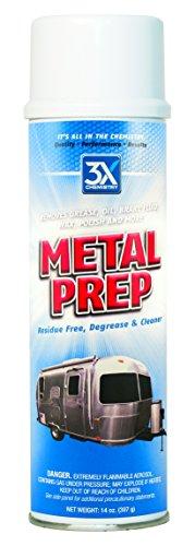 (3X:Chemistry 46821 Metal Prep - 14 oz. Aerosol)