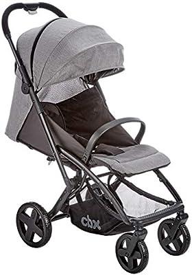 incluye pl/ástico para lluvia CBX EtuPlus Silla de paseo Comfy Grey desde el nacimiento hasta los 15 kg
