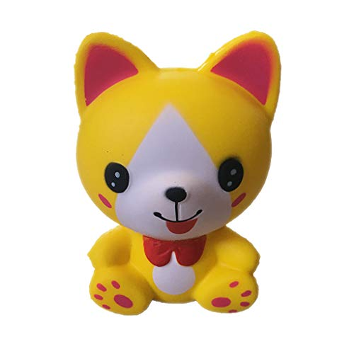 (Mini Adorable Kitten Super Slow Rising Kids Fun Stress Reliever Toy Gift)